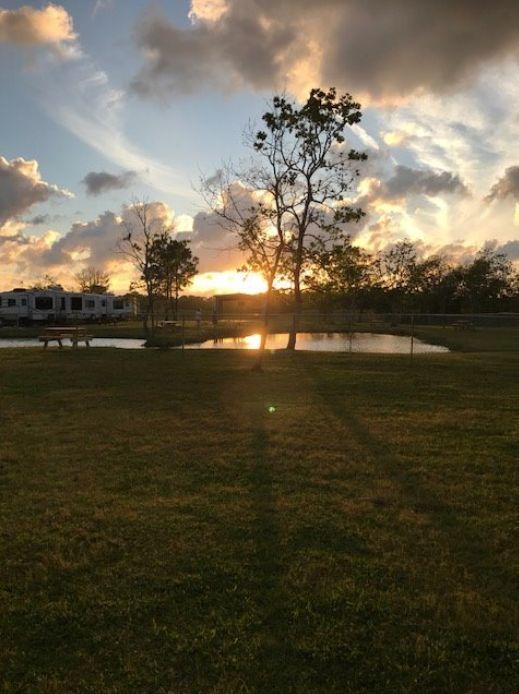Rv park in Lake Jackson tx